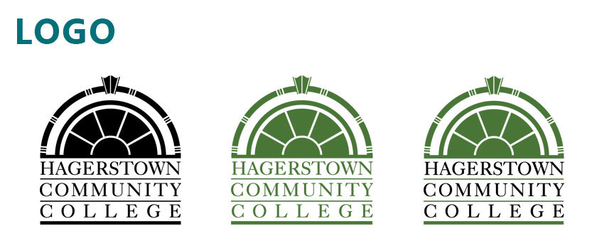 HCC logo use examples